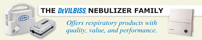 The Devilbiss Nebulizer Store